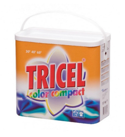 Tricel Color Compact Poeder Wasmiddel