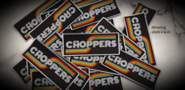 Patch Ride Choppers Retro