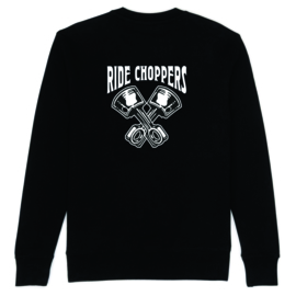 Ride Choppers Pistons Sweater