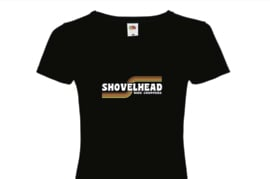 Ride Choppers Shovelhead Ladies V-Neck
