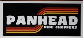 Panhead Sticker (12x5cm)