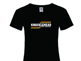 Ride Choppers Knucklehead Ladies Round Neck