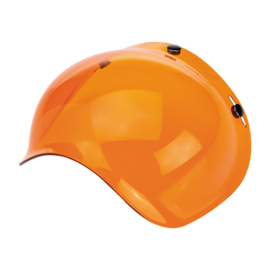 Biltwell Anti-fog Bubble Shield Orange