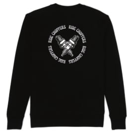 Ride Choppers Sparkplugs Sweater