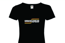Ride Choppers Knucklehead Ladies V-Neck