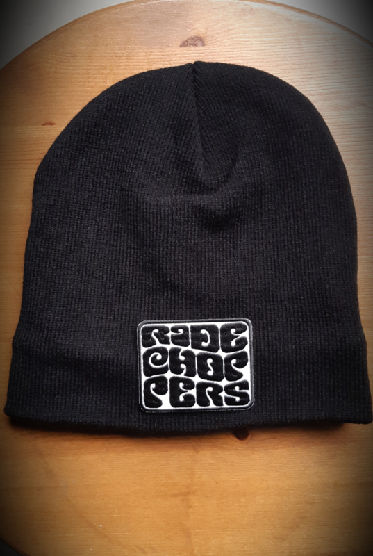 Ride Choppers Groovy Beanie with fleece lining