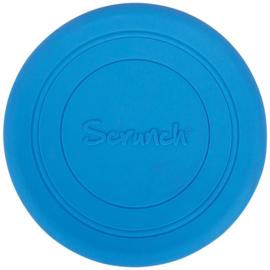 Scrunch frisbee Blue