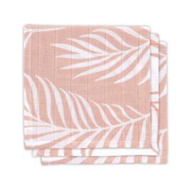 Jollein | Monddoekje hydrofiel Nature pale pink (3pack)