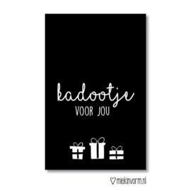 Mini kaart | Kadootje voor jou
