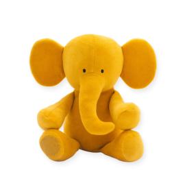 Jollein | Knuffel Elephant mustard