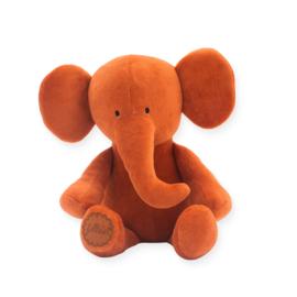 Jollein | Knuffel Elephant rust