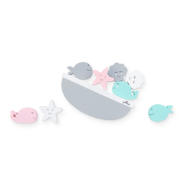 Jollein | Balans spel Sea animals