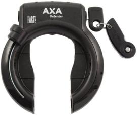 Ringslot Axa Defender  Spatbord Bevestiging Zwart