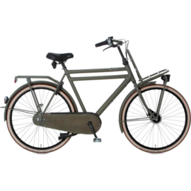 CORTINA U4 TRANSPORT RAW HERENFIETS Stone Bridge Matt, 7 Versnellingen, Dubbele handrem