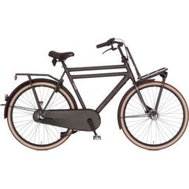 CORTINA U4 TRANSPORT RAW HERENFIETS Black Gold Matt, 3 Versnellingen, Dubbele handrem