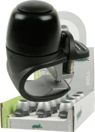 Fietsbel Widek Compact 2  Zwart Mini Zwart