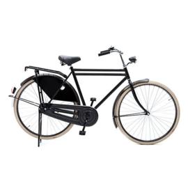 Opafiets style klassieke retro fiets 61cm
