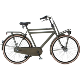 CORTINA U4 TRANSPORT RAW HERENFIETS Stone Bridge Matt, 3 Versnellingen, Dubbele handrem