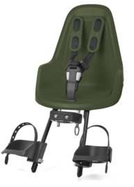 Voorzitje Bobike One Mini  Olive Green