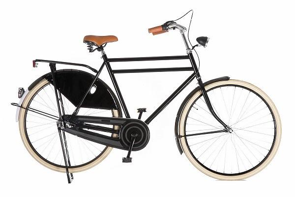 Opafiets style klassieke retro fiets 65 cm 3 versnellingen