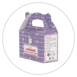 Wierookkegels Backflow Lavendel