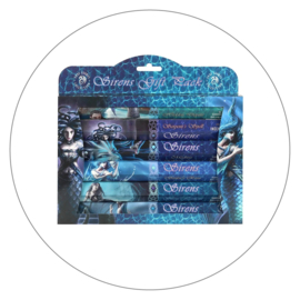 Elements wierook cadeauset Sirens Anne Stokes, 6-delig