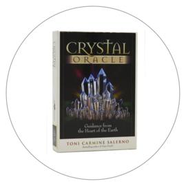 Orakelkaarten Crystal Oracle - Toni Carmine Salerno
