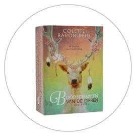 Orakelkaarten Boodschappen van de dieren - Colette Baron Reid