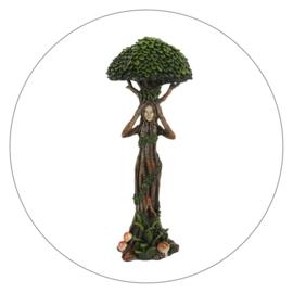 Beeld Green Goddess
