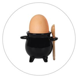 Heksenketel eierdopje