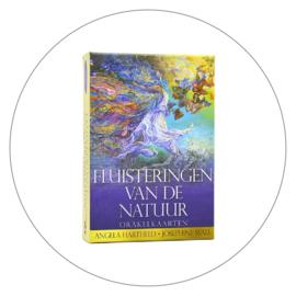 Orakelkaarten Fluisteringen van de natuur - Angela Hartfield