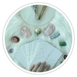 Intuïtieve orakel kaartlegging online