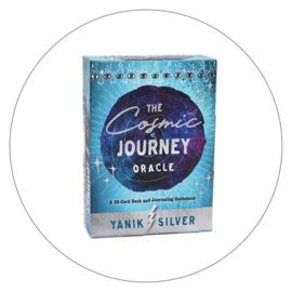 Orakelkaarten The cosmic journey  Oracle - Yanik Silver