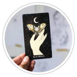 Tarotkaarten New Moon - Mélina Lamoureux