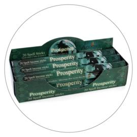 Spreukwierook Prosperity