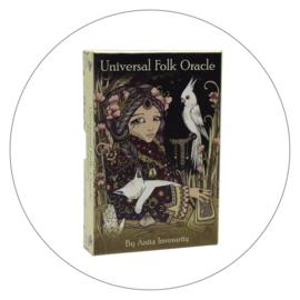 Orakelkaarten Universal Folk - Anita Inverarity