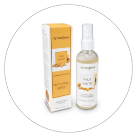 Aromafume Naturals smudge spray Palo Santo