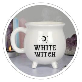 Heksenketel mok White Witch