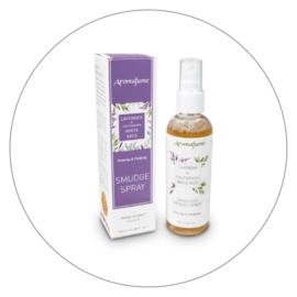 Aromafume Naturals smudge spray witte salie & Lavendel