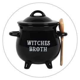 Heksenketel soepkom Witches Brew