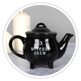 Heksenketel theepot Witches Brew