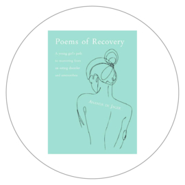 Dichtbundel Poems of Recovery - Ananda de Jager