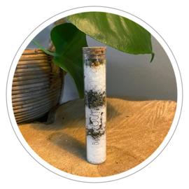 100% natuurlijke badzout eucalyptus