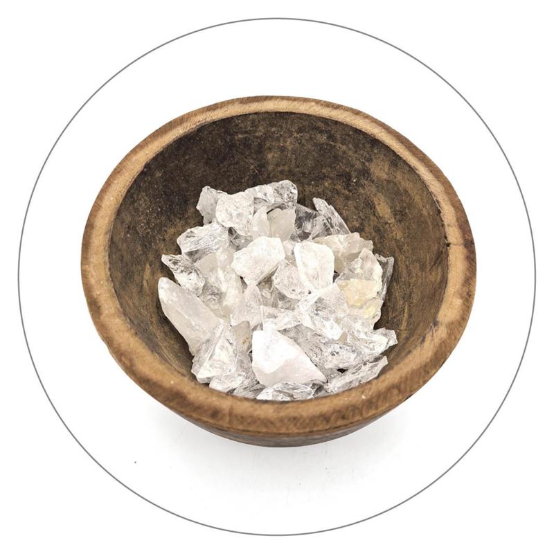 Bergkristal ruw mini