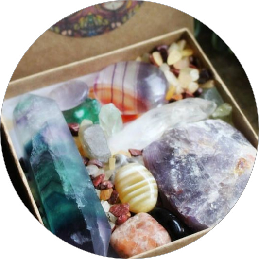 You Rock Crystal Box