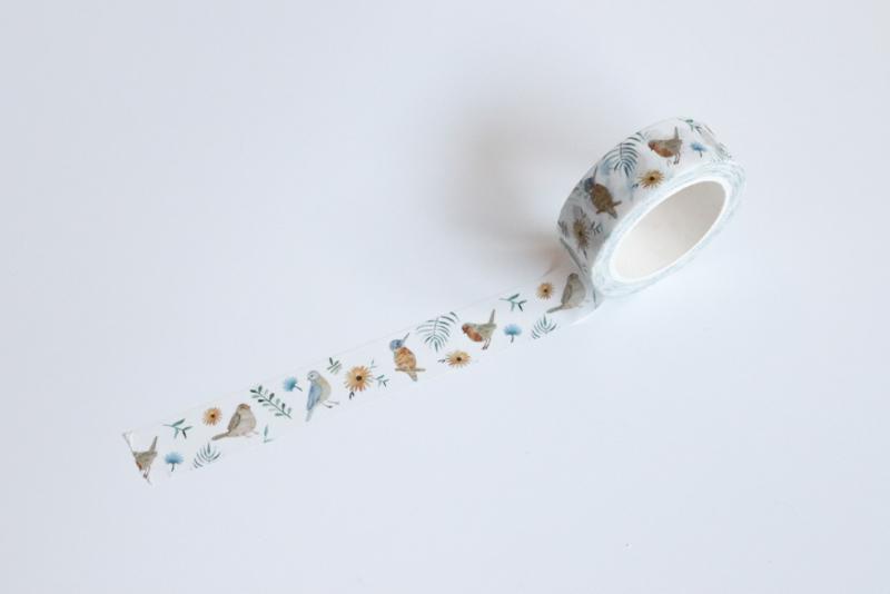 Birds tape