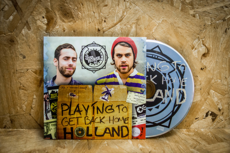 CD: Playing To Get Back Home