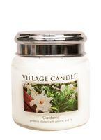 Large Village Candle - 105 branduren