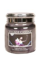 Large Village Candle - 105 branduren
