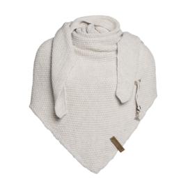 Knit Factory Coco Omslagdoek Beige